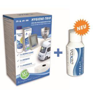 Hygiene Trio