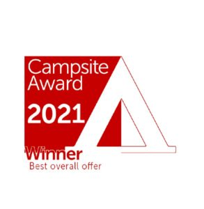 Benefits | Campsite Award Gewinner Labels